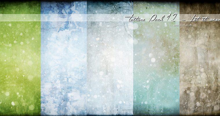 Texture012 – Let it snow