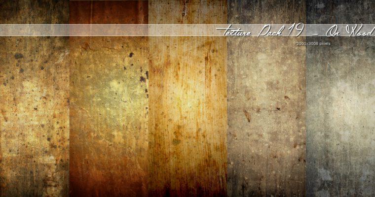 Texture019 – On wood