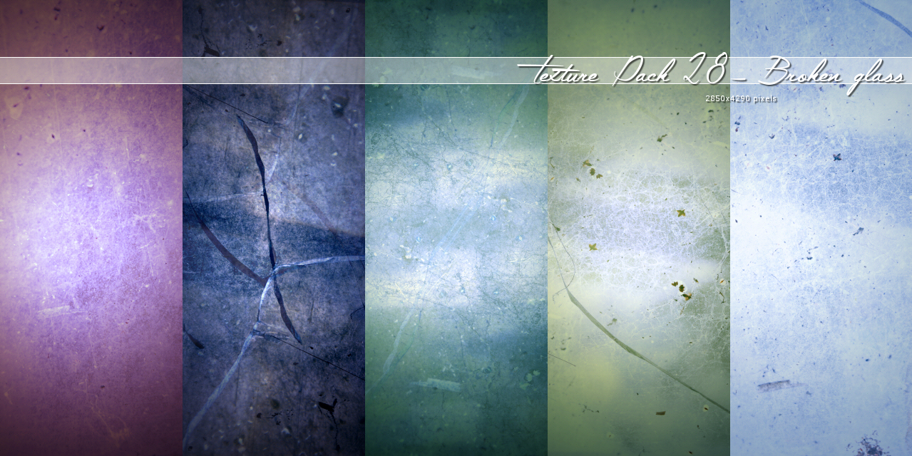 Texture028 – Broken glass