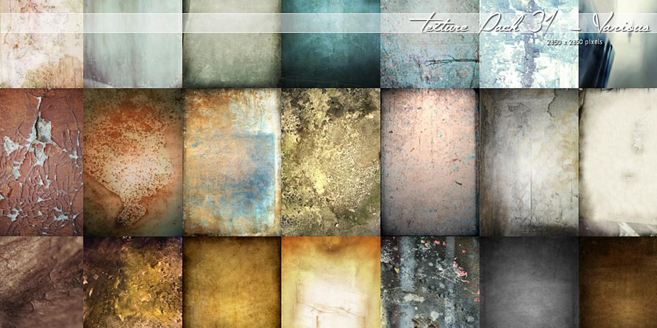 Texture031 – Various
