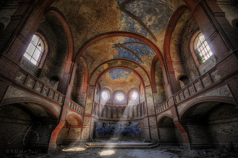 Church Of The Big Eye
