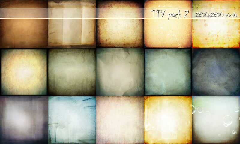 TTV packs