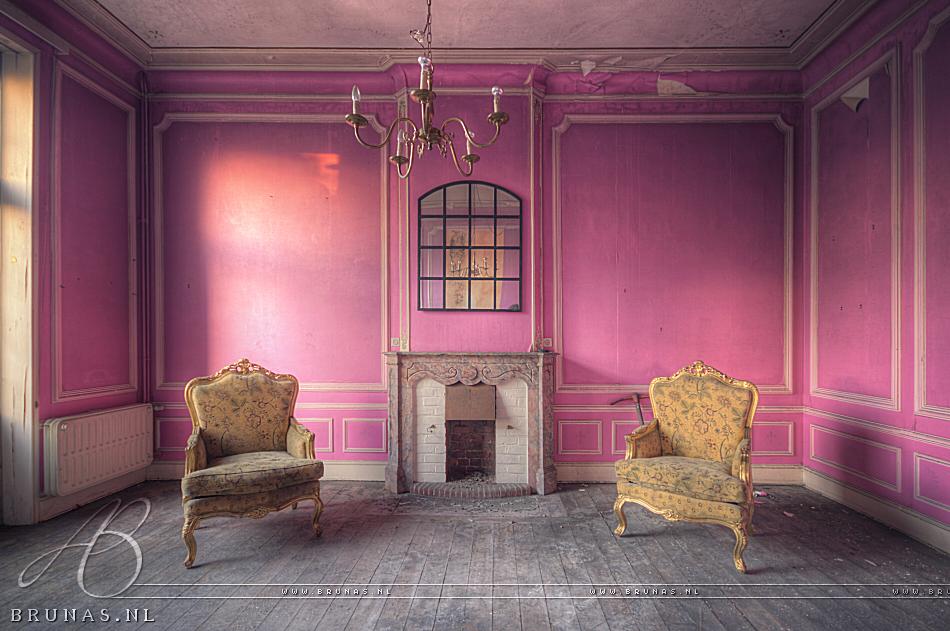 Pink planther castello