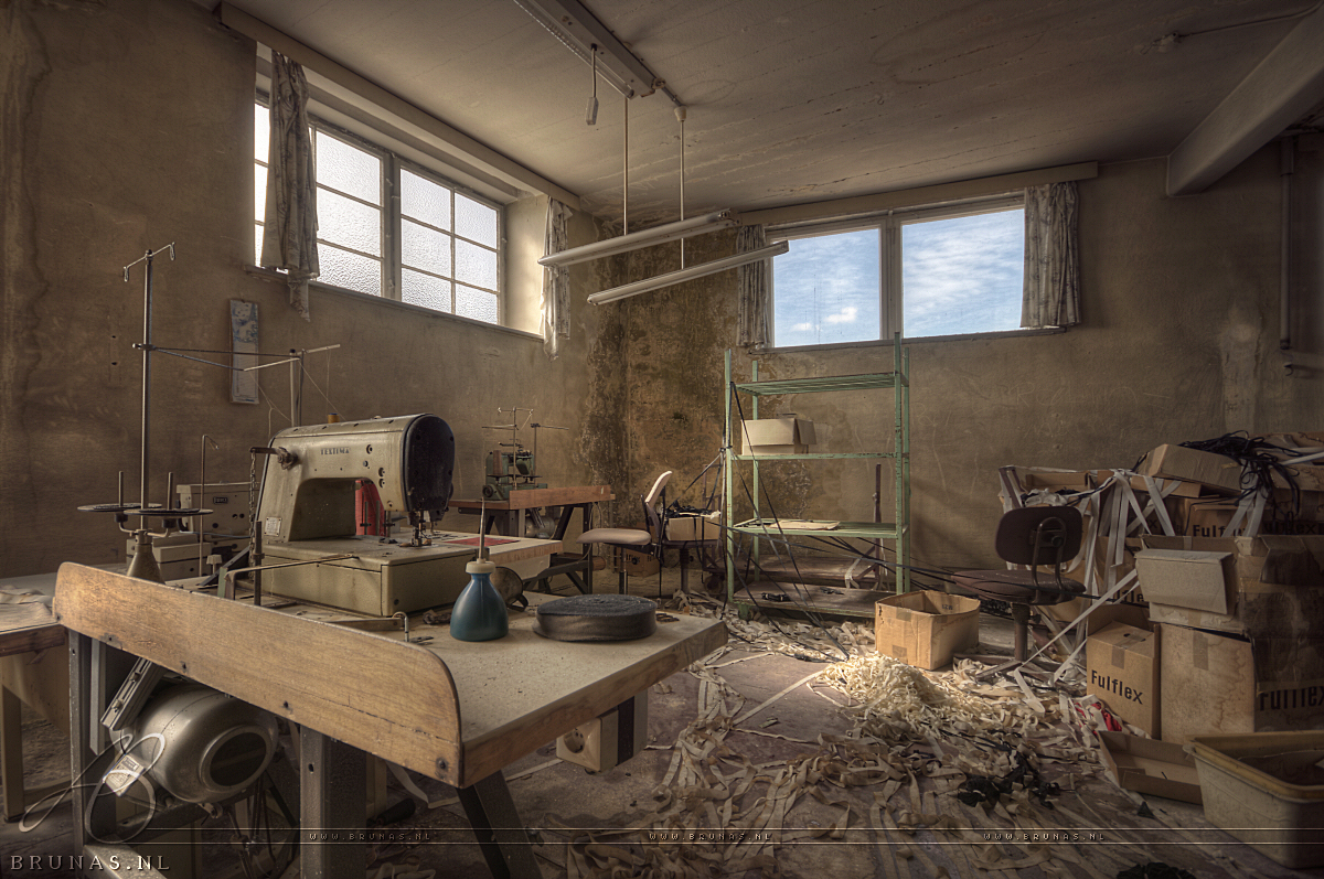 Stitch fabrik