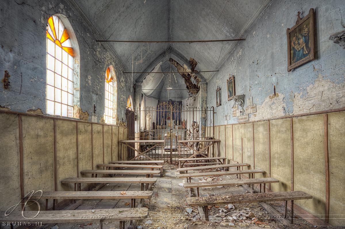 Charlie chapel