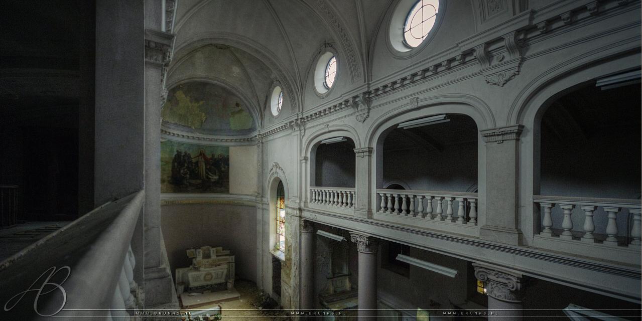 Ancien Chapel